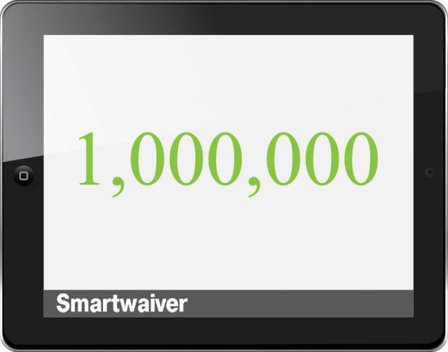 One Million Signed Documents